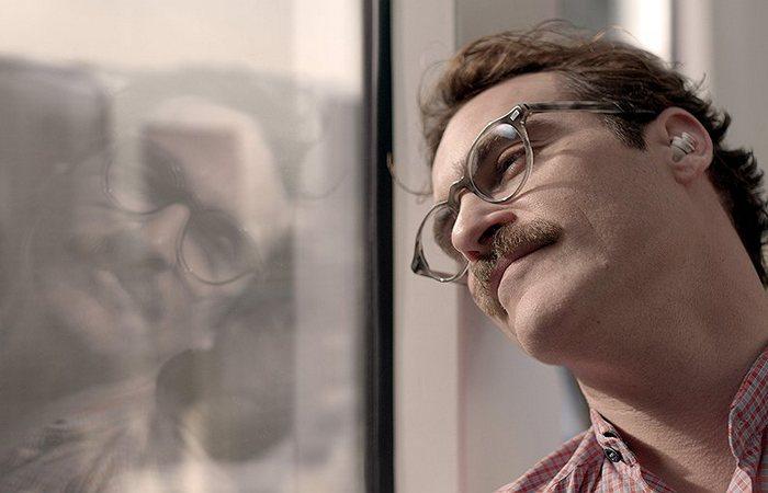 Кадр из фильма «Она»./фото: kommersant.ru