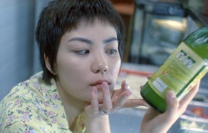 Кадр из фильма «Чунгкингский экспресс»./фото: kino24.su