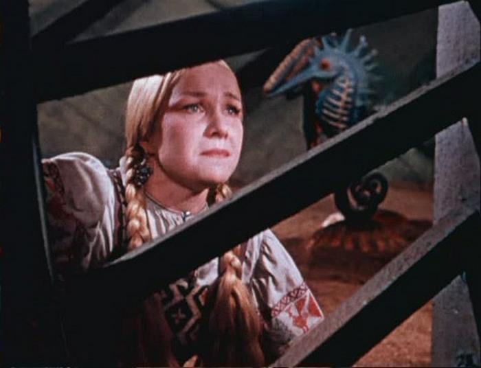 Марья-искусница. Кадры из фильма.