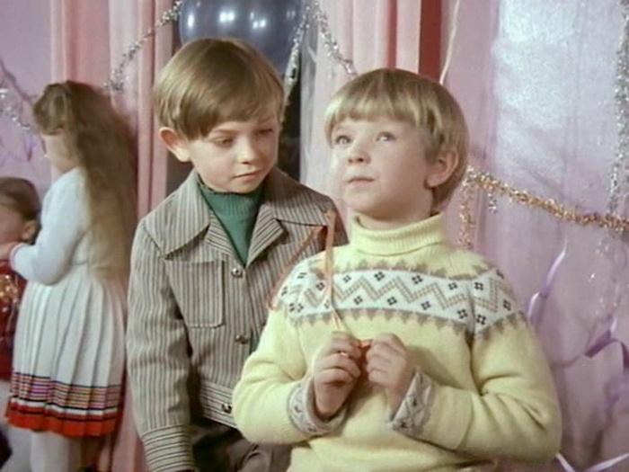 Удивительные приключения Дениса Кораблева. Кадры из фильма.