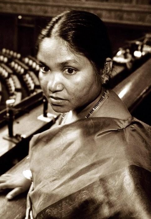 Пхулан Деви - женщина, у которой кончилось терпение.