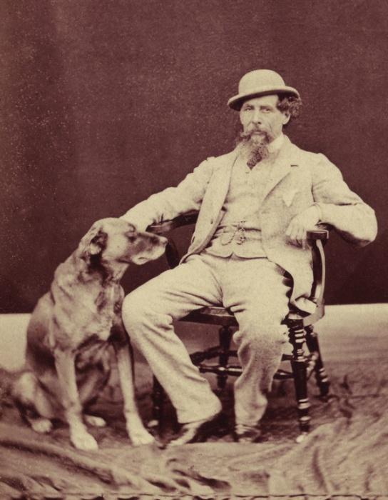 Чарльз Диккенс - любитель анатомических театров.
