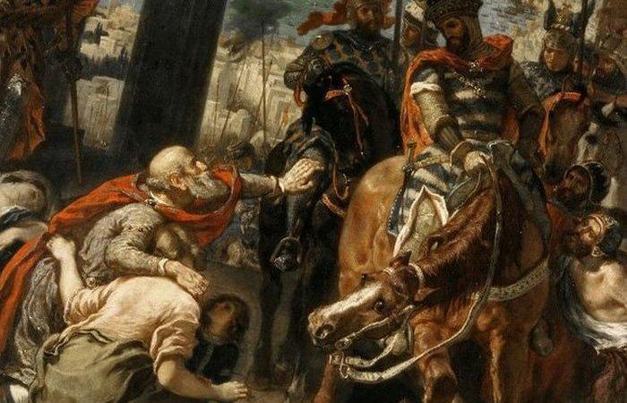 Историческая недомолвка: осквернение Константинополя./фото: listverse.com