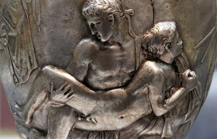 Историческая недомолвка: Secretum в Британском музее./фото: listverse.com