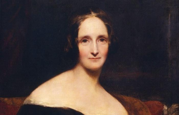 Мэри Шелли.