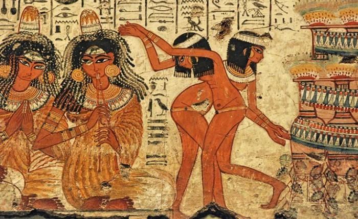 Как жили в Древнем Египте.