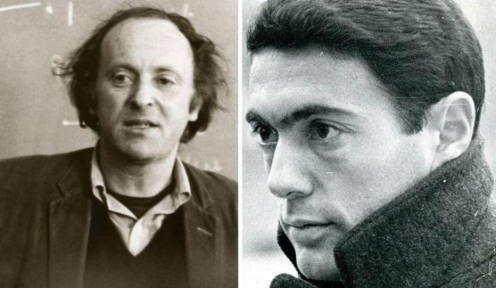 Иосиф Бродский и Анатолий Найман.