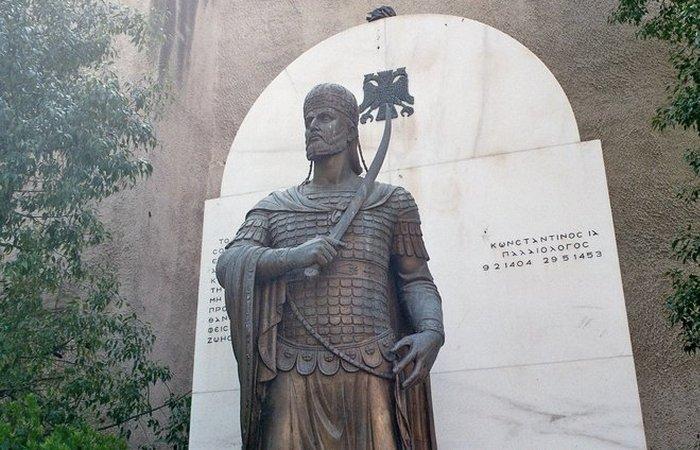 Последний император Византии. | Фото: websitemainbola.com