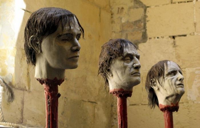 Обескровленные труппы. | Фото:facts-x.com