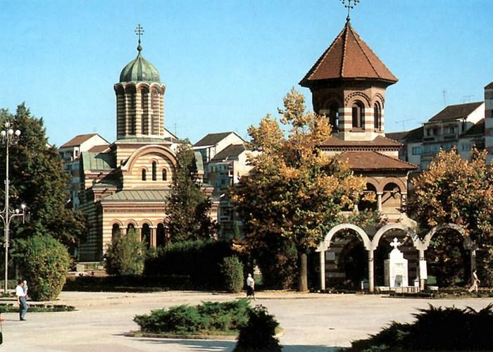 Городская площадь в Тырговиште. | Фото:excursovod.ro