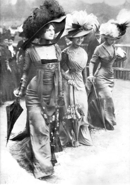 Три дамы, которые шокировали Париж.