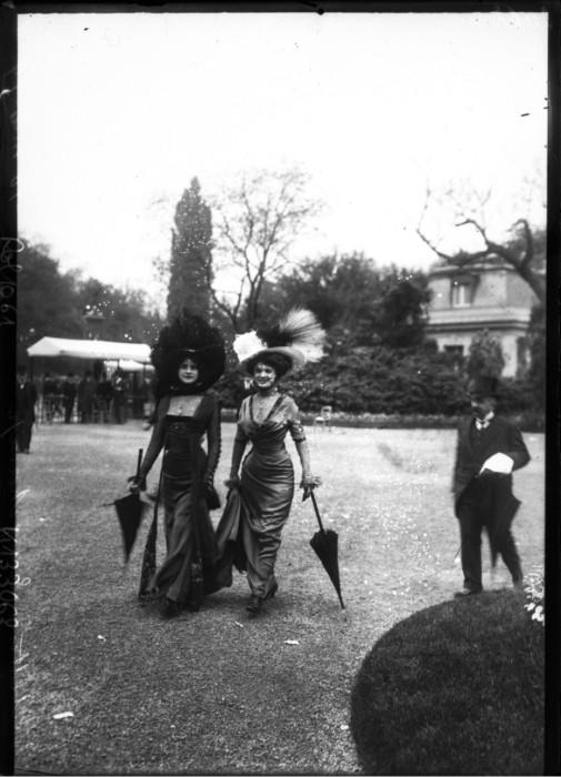 Платья, шокировавшие Париж.