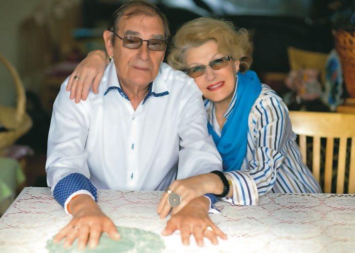 Светлана Дружинина и Анатолий Мукасей: семейные традиции как основа счастливого брака.