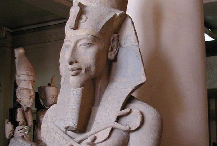 Не факт: гробница Эхнатона.