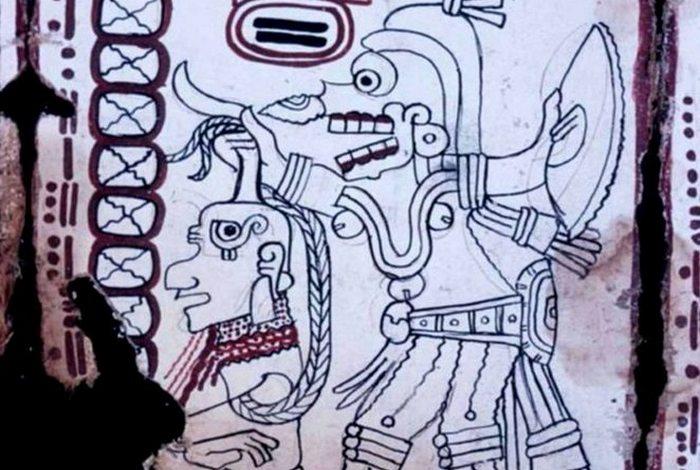 Не факт: майяский кодекс.