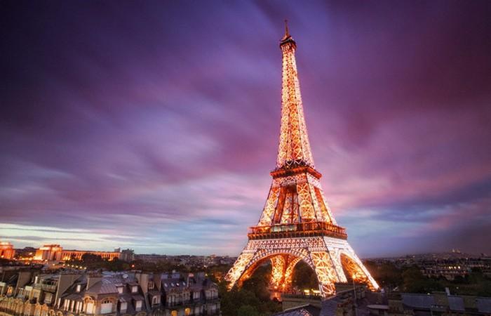 Сердце Парижа.