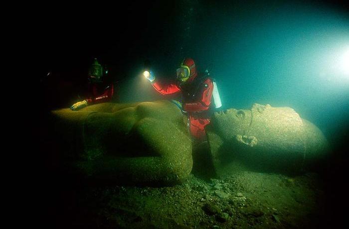 Пионер современной морской археологии Франк Годдио.