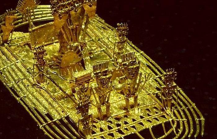 Вещи из золота не считались символами материального достатка.