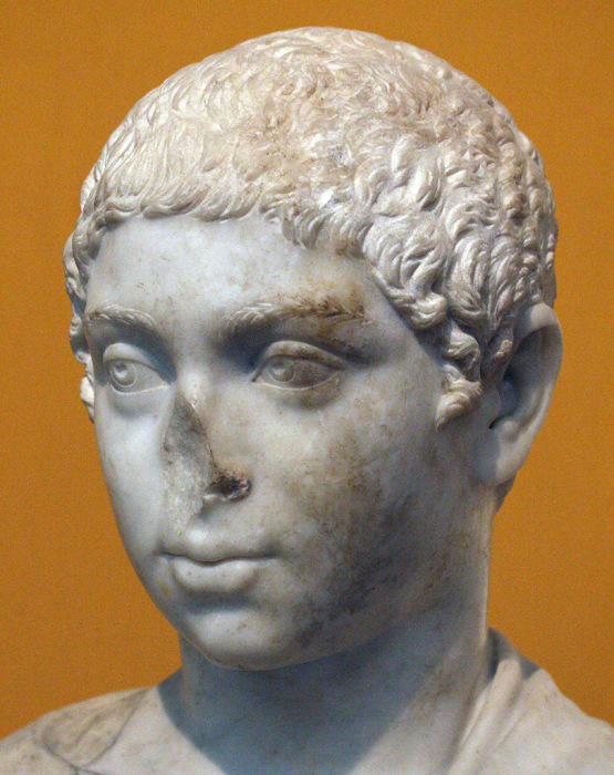 Элагабал, 1-я половина III века.