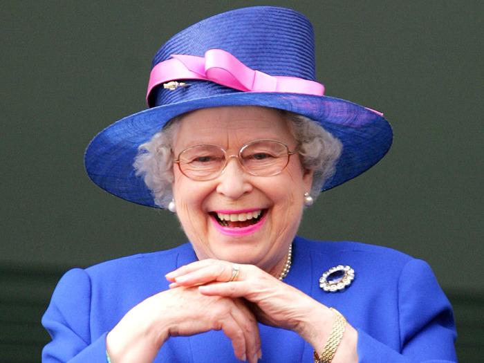 Елизавета II и другие самые влиятельные женщины современного мира.