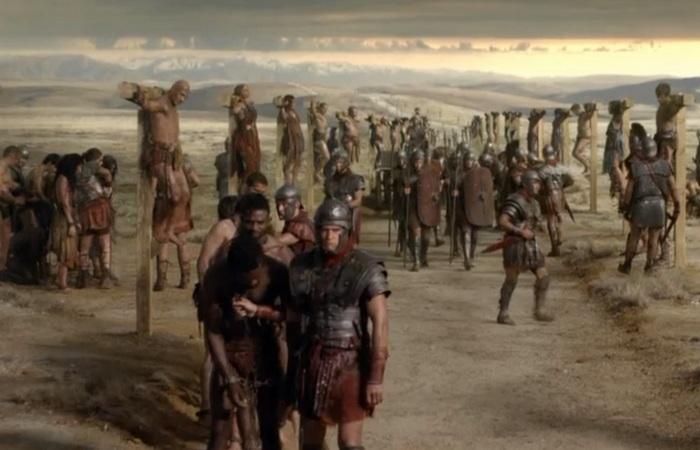 Враг Рима: Спартак./фото: becuo.com