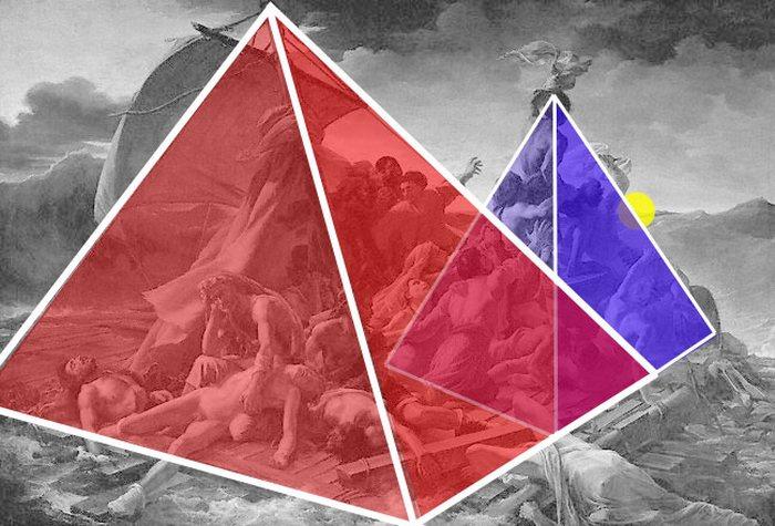 Композиционные пирамиды.