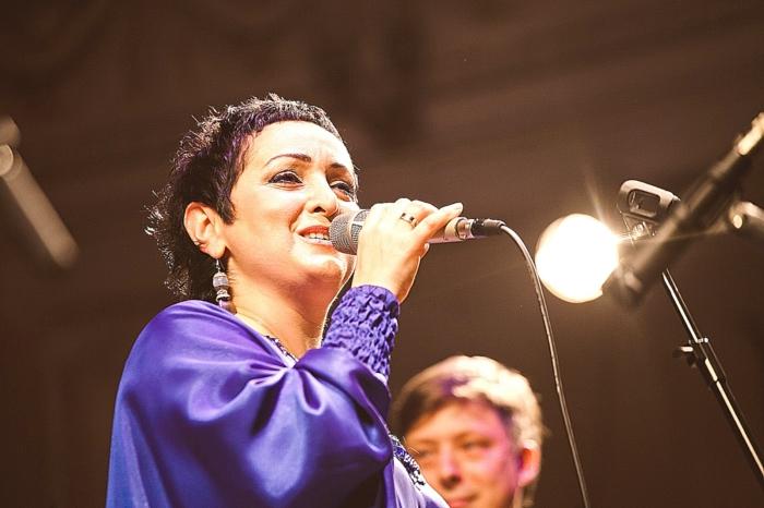 Этери Бериашвили – выдающаяся джазовая певица из Грузии