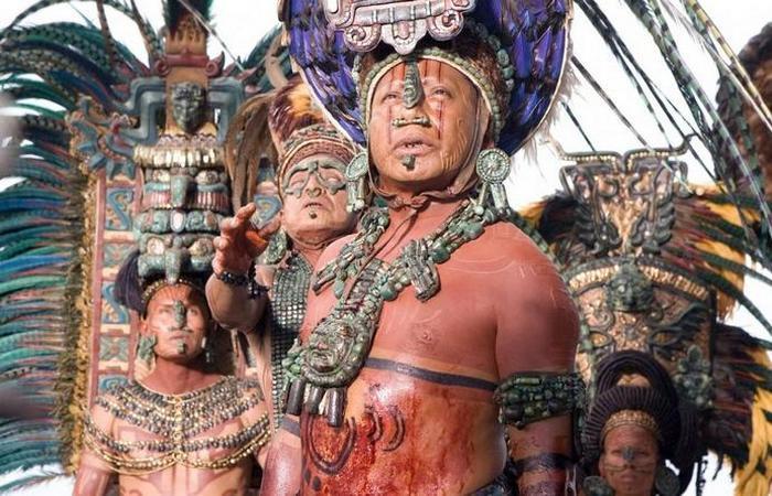 Возможно предками майя были египтяне.