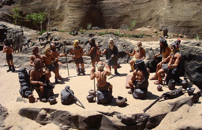 Гуанчи являются коренными жителями Канарских островов.