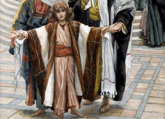 Евангелие детства от Фомы — апокрифический текст, содержащий истории о совершенных Иисусом Христом в детстве чудесах.