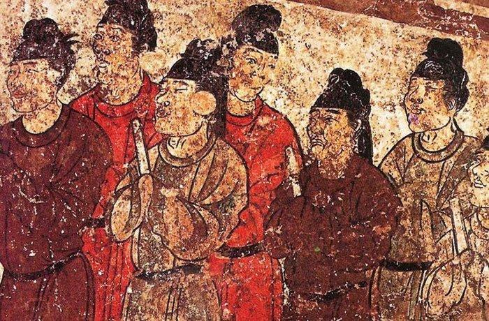 Древний Китай - страна с 100 000 евнухами.