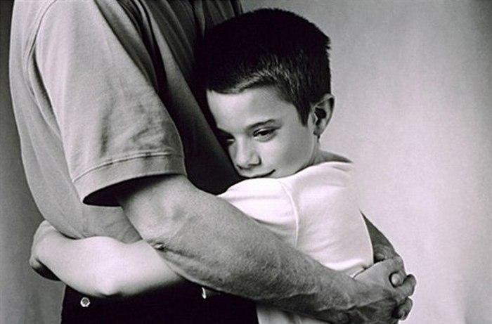 Отец - защита и авторитет.