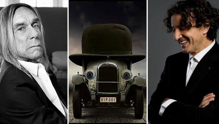 «In The Death Car»: неподражаемый Игги Поп исполняет песню Горана Бреговича
