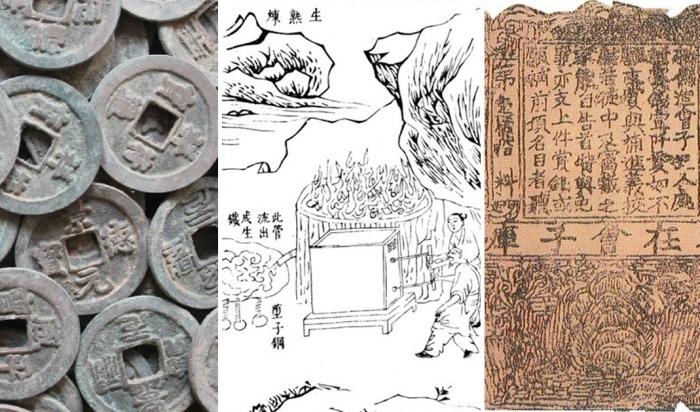 Китайские «цзяоцзы»: история появления первых в мире бумажных денег