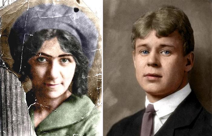 Сергей Есенин и Галина Бениславская: две жизни, две смерти.