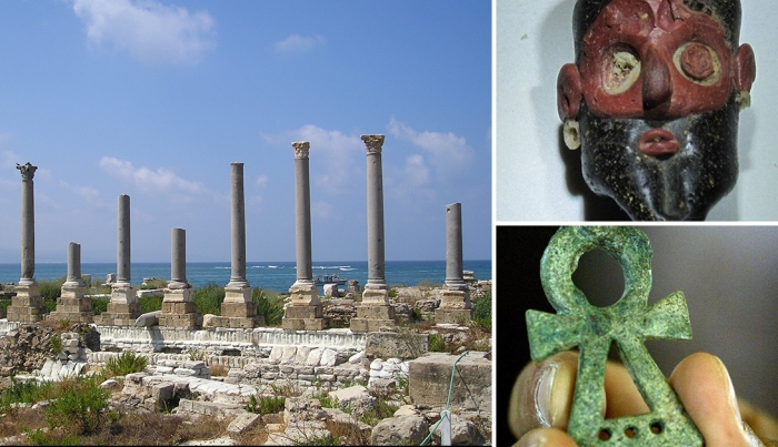 Тайны древних финикийцев.