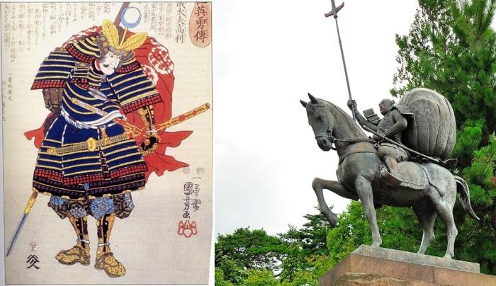 Легендарный самурайский плащ-тыква: