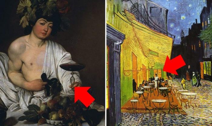 Всемирно известные картины, в которых скрыты тайные символы и сообщения.
