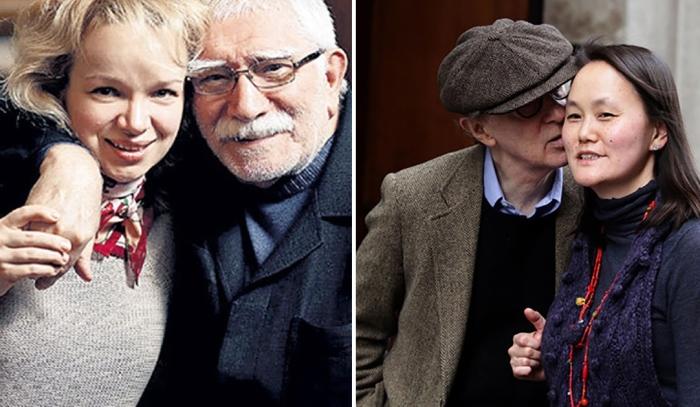 13 звёздных пар, которые счастливы, несмотря на солидную разницу в возрасте