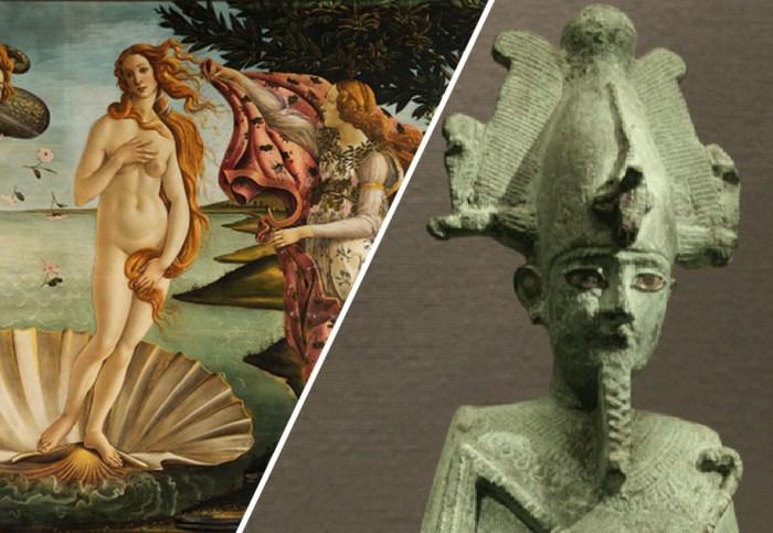 Факты, о которых умалчивают хрестоматийные учебники мифологии.