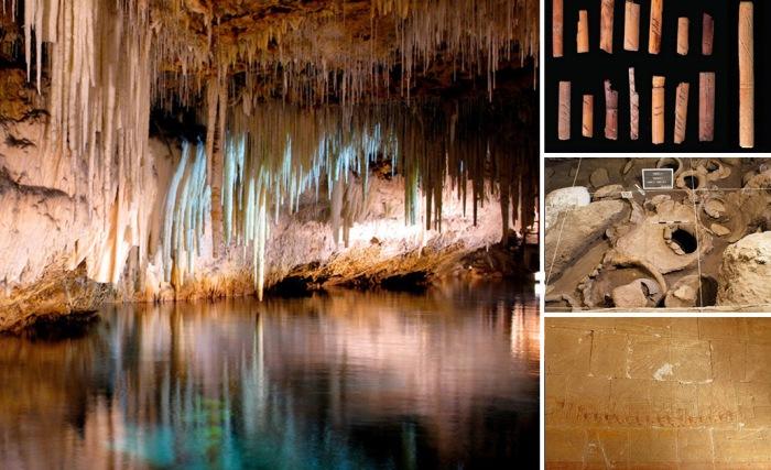 Загадки древних пещер.