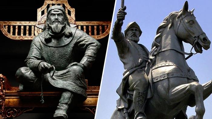 Основатели великих империй.