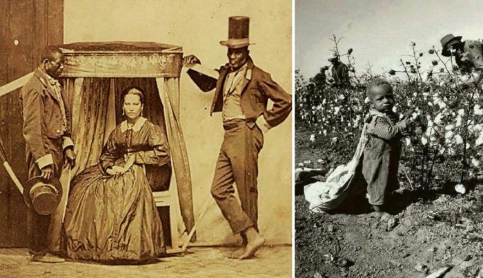 Позорные страницы истории освоения Нового Света: африканское рабство