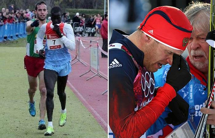 Самые достойные поступки спортсменов, которые заставили мир плакать