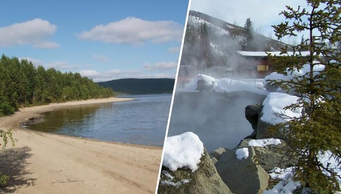 Очарование северных пляжей, или Где отдохнуть тем, кто терпеть не может жару