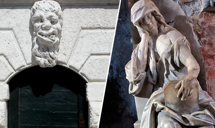 Нераскрытые тайны древней Венеции.