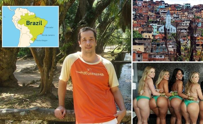 Вальтер Лэнг развенчивает стереотипы о Бразилии.
