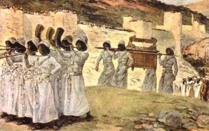 Завоевание Иерихона.