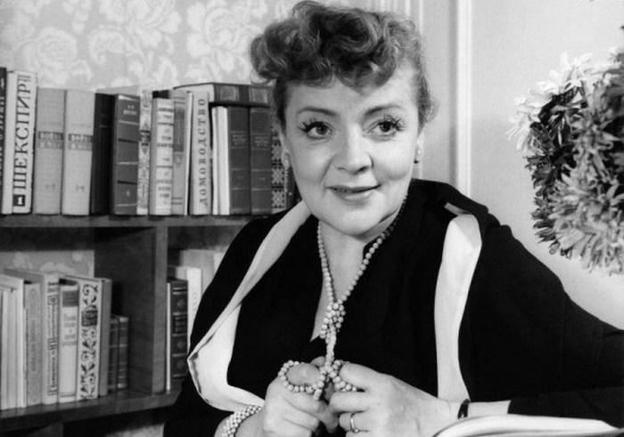 Зоя Федорова - звезда советского кино и любимица Берии.