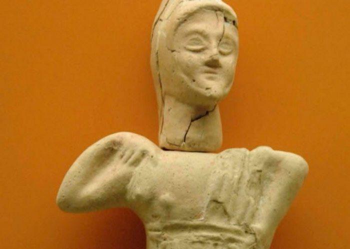 Статуэтка из Колизея.